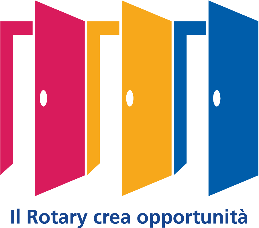 Tema del Rotary International 2020/21 - Il Rotary crea opportunità